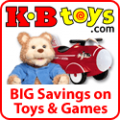 KBtoys 80% off selected items!!