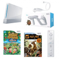 Nintendo Wii System - Wii Holiday Zapper Bundle